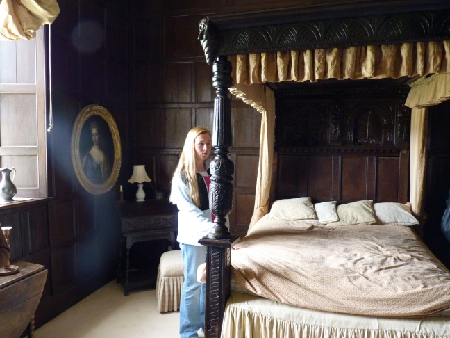 The Haunted Bedchamber at Littlecote House